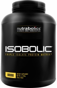 940rb/ 085642299885 / Nutrabolics Isobolic 5lbs