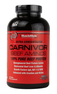 295rb/ 085642299885 / Carnivor Beef Amino, 300 Tablet (MuscleMeds)