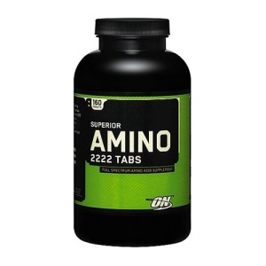 315rb/ 085642299885 / Superior Amino 2222 (2gr Protein) Optimum Nutrition, isi 320 Tablet Murah