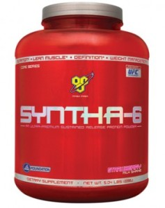730rb/ 085642299885 / Syntha 6 Whey Protein, 5 Lbs