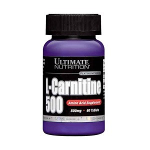 253rb/ 085642299885 / L-Carnitine 500mg, 60tabs – Ultimate Nutrition