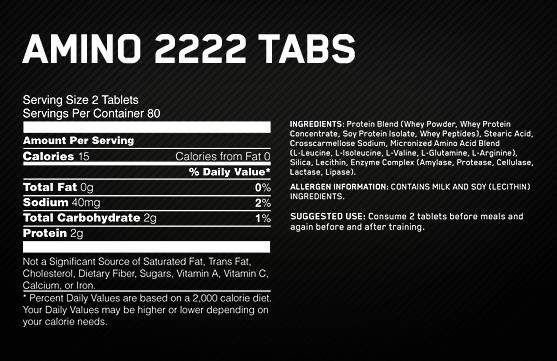 amino2222-facts