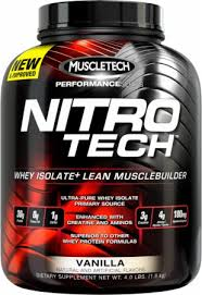 715rb/ 085642299885 / Muscletech Nitrotech Performance Series (4Lbs) Murah