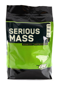 755rb/ 085642299885 / Serious Mass 12 Lb (Optimum Nutrition)
