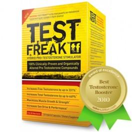 385rb/ 085642299885 / Pharmafreak Test Freak, 120 kapsul